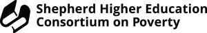 Shepherd Higher Education Consortium on Poverty Logo