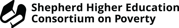 Shepherd Higher Education Consortium on Poverty Sticky Logo Retina
